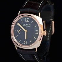 Panerai PAM439 Radiomir 42mm Rose Gold Full Set Brilliant...