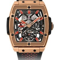 Hublot 906.OX.0123.VR.AES13 Materpiece MP 06 Senna in Rose...