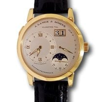 A. Lange & Söhne 38.5mm Manual winding pre-owned Gold