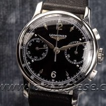 Longines Vintage 1949 Flyback Steel Chronograph Cal. 30.ch