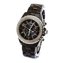 Chanel - Chanel J12 Diamond Ceramic Chronograph - J12 - Men -...