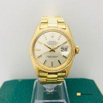 Rolex Datejust Yellow Gold 18kts