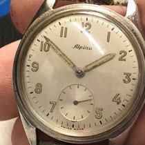 Alpina Seltene Vintage Uhr  1950
