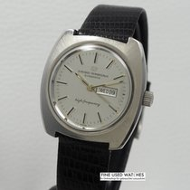 "Girard Perregaux Gyromatic ""High Frequency"" Day-Date very rare"