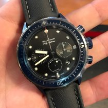 Blancpain Fifty Fathoms Bathyscaphe nouveau 2018 Remontage automatique Montre uniquement 52000310g52A
