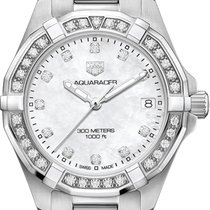 TAG Heuer Aquaracer Lady Steel 32mm Mother of pearl United States of America, Florida, Boca Raton