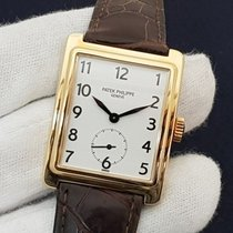 파텍필립Golden Ellipse,새 시계/미 사용,정품 박스 있음, 서류 원본 있음,25.3 x 33.2 mm,옐로우골드