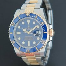Rolex Submariner Date Gold/Steel 116613LB FIRST SERIES