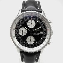 Breitling A13322 Steel 2002 Old Navitimer pre-owned