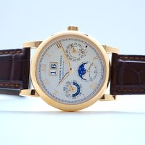 A. Lange & Söhne 310.032 Rose gold Langematik Perpetual 38.5mm pre-owned