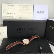 Bremont Rose gold 43mm Automatic BKM-RG pre-owned Australia, Surfers Paradise