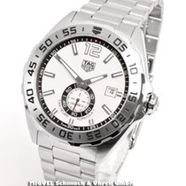 TAG Heuer Formula 1 Calibre 6 Staal 43mm Wit