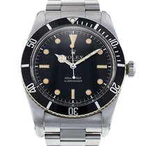 Rolex 5508 Acier Submariner (No Date) 40mm