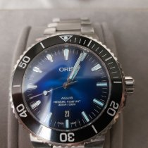 Oris Steel 43.5mm Automatic 01 733 7730 4185 pre-owned United States of America, Maryland, Elkton