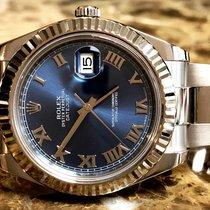 Rolex Datejust II Steel 41mm Blue Roman numerals United States of America, Pennsylvania, Philadelphia
