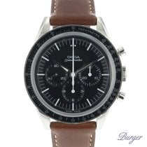 Omega Speedmaster Professional Moonwatch Aço 39.7mm Preto