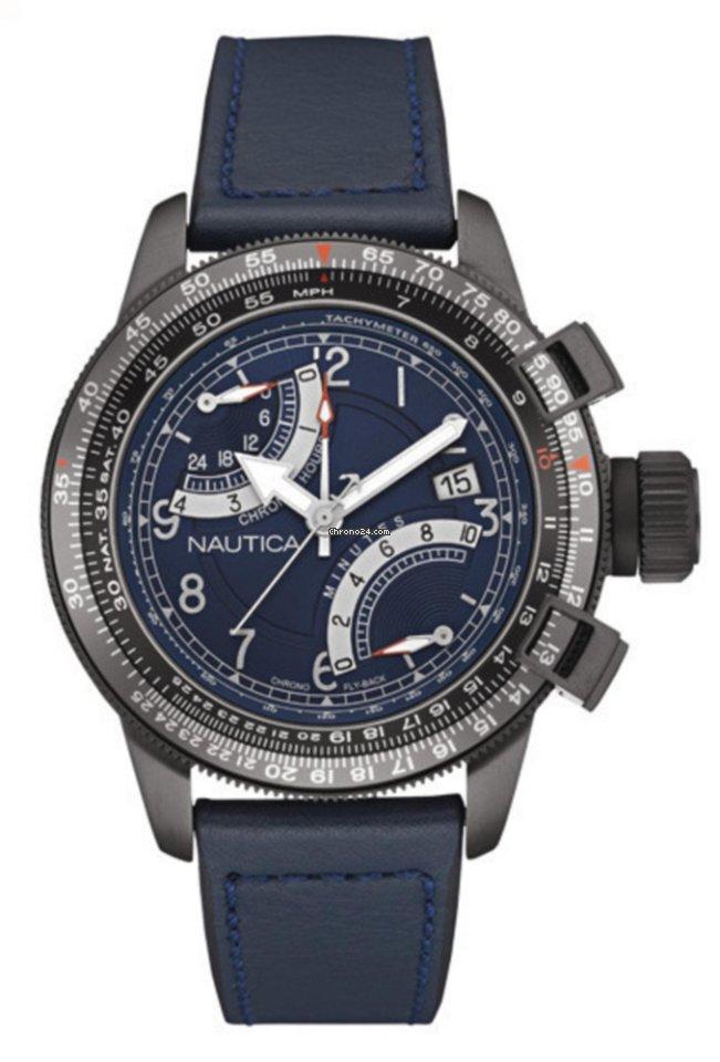 11bfe26fe599 Relojes Nautica - Precios de todos los relojes Nautica en Chrono24