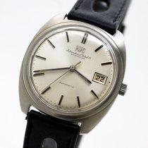 IWC 36mm Otomatik 1970 ikinci el Gümüş