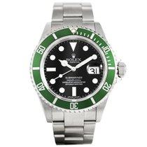 Rolex 16610LV Staal Submariner Date 40mm