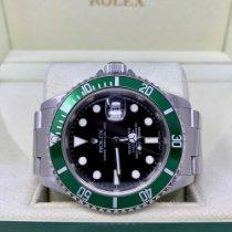 Rolex 16610LV Steel Submariner Date 40mm