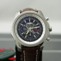 Breitling Bentley B04 GMT Steel 49mm Black No numerals United States of America, New York, Buffalo