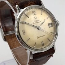 Omega Steel 34mm Automatic Seamaster De Ville early version 14770 rare vintage pre-owned