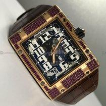 Richard Mille RM 016 Rose gold Transparent