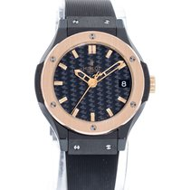 Hublot Classic Fusion Quartz Ceramic 33mm Black
