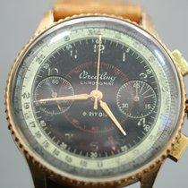 Breitling Chronomat Pозовое золото 36mm Aрабские