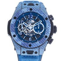 Hublot Big Bang Unico 411.YL.5190.NR.ITI16 2010 pre-owned