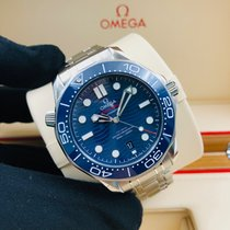 歐米茄 Seamaster Diver 300 M 鋼 42mm 藍色 香港, 香港