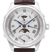 Longines L2.738.4.71.3 Steel 2020 Master Collection 41mm new