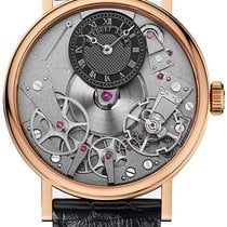Breguet Tradition Rose gold 37mm Black Roman numerals United States of America, Florida, Sunny Isles Beach