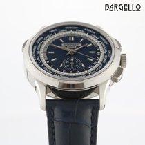 Patek Philippe World Time Chronograph Złoto białe 39.5mm