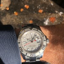 Rolex Yacht-Master 40 occasion 40mm Argent Date Acier