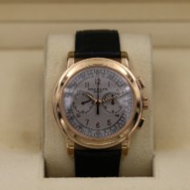 Patek Philippe Chronograph Rose gold 42mm Silver Arabic numerals United States of America, Tennesse, Nashville