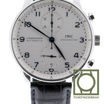 IWC Portuguese Chronograph IW371417 Très bon Acier 40.9mm Remontage automatique Belgique, Antwerp