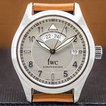 IWC Pilot Spitfire UTC 325107 Very good Steel 39mm Automatic