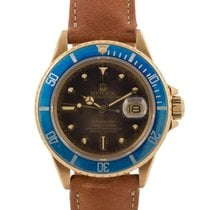 Rolex Submariner Date 16808 1986 pre-owned