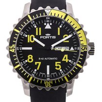 Fortis Marinemaster Day Date