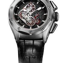 Cvstos Challenge-R50 HF Concept Men's Watch, Steel, Black...