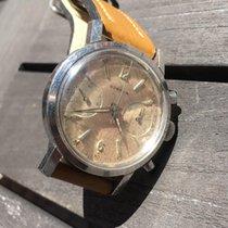 Gübelin vintage chronograph two register (valjoux 22) very rare