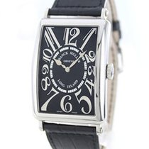 Franck Muller 1150 Long Island Automatic Watch with Black Dial
