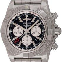 Breitling : Chronomat B04 GMT :  AB041012/BA69 :  Stainless Steel