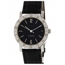 Bulgari Stainless Steel BB 33 SLD Automatic