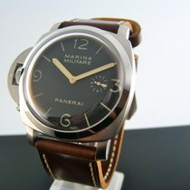 Panerai PAM 217 Steel 2005 Special Editions 47mm pre-owned