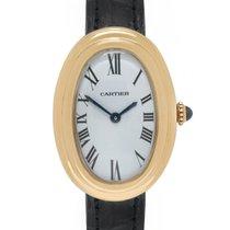 Cartier Baignoire Mini 18kt Yellow Gold Ladies Watch – WA1506056