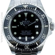 Rolex stainless steesl DeepSea Sea-Dweller