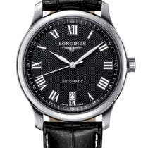 Longines Master Collection L2.628.4.51.7 new