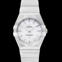 Omega Constellation Quartz Steel 27mm Mother of pearl United States of America, California, San Mateo